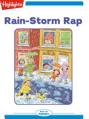 cover image of Rain-Storm Rap