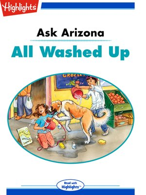 cover image of Ask Arizona: All Washed Up