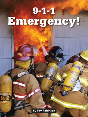 cover image of 9-1-1 Emergency!