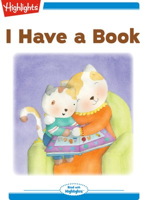 cover image of I Have a Book