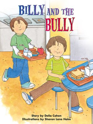 cover image of Billy and the Bully