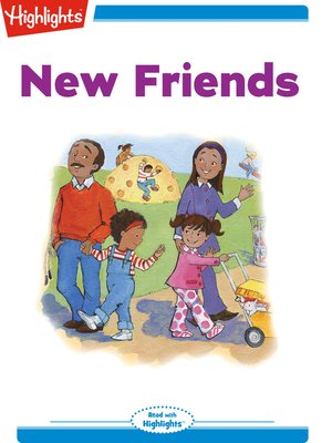 cover image of New Friends