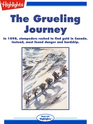 cover image of The Grueling Journey