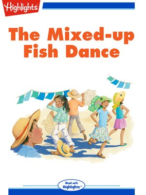 cover image of The Mixed-up Fish Dance