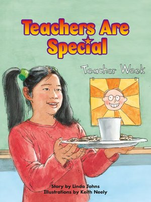 cover image of Teachers Are Special