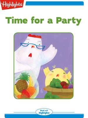 cover image of Time for a Party