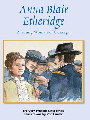 cover image of Anna Blair Etheridge