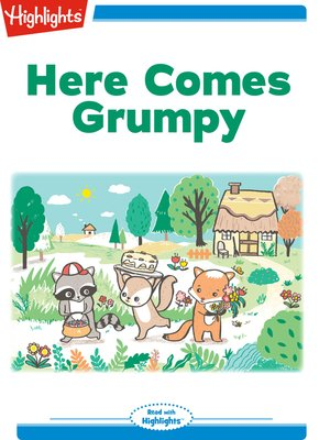 cover image of Here Comes Grumpy