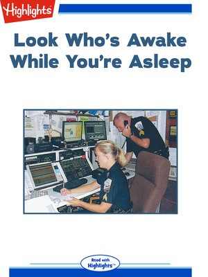 cover image of Look Who's Awake While You're Asleep