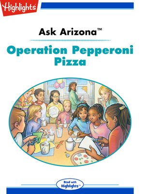 cover image of Ask Arizona: Operation Pepperoni Pizza