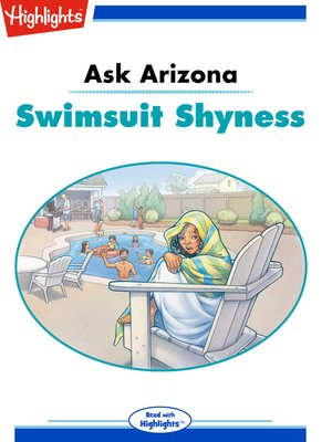cover image of Ask Arizona: Swimsuit Shyness