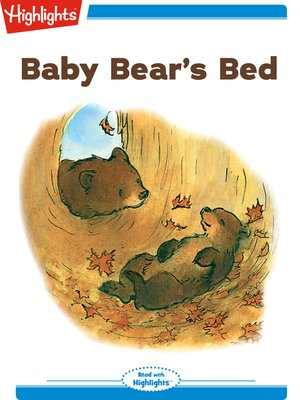 cover image of Baby Bear's Bed