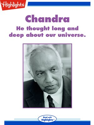 cover image of Chandra