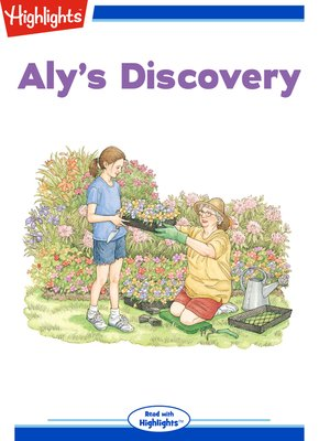 cover image of Aly's Discovery