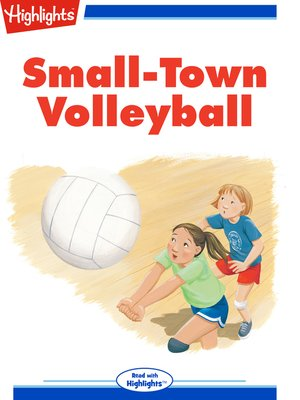 cover image of Small-Town Volleyball