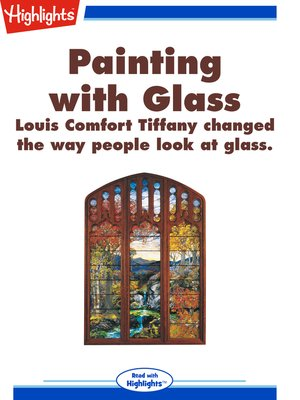 cover image of Painting with Glass