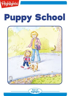 cover image of Puppy School