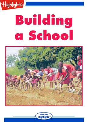 cover image of Building a School