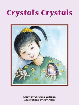 cover image of Crystal's Crystals