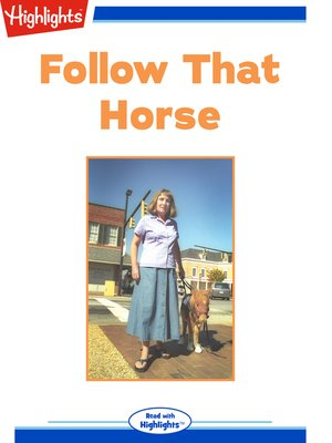 cover image of Follow That Horse