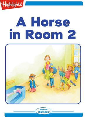 cover image of A Horse in Room 2