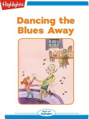 cover image of Dancing the Blues Away