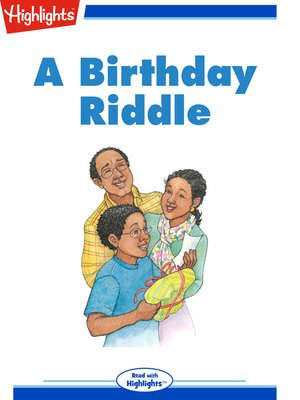 cover image of A Birthday Riddle