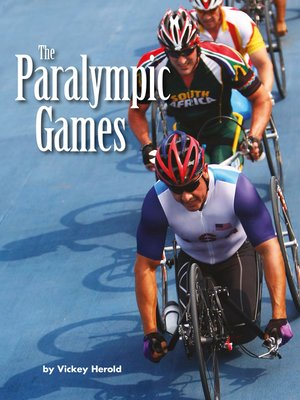 cover image of The Paralympic Games