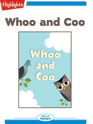 cover image of Whoo and Coo