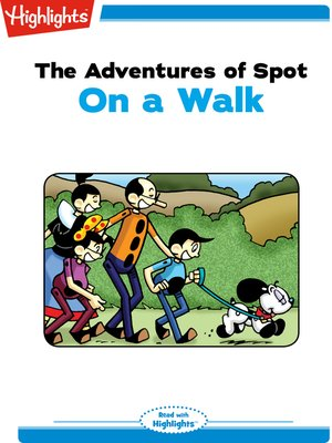 cover image of The Adventures of Spot: On a Walk
