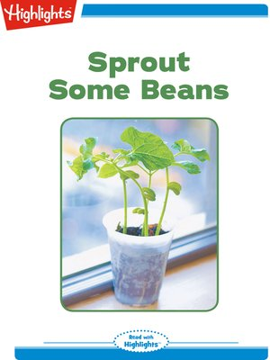 cover image of Sprout Some Beans