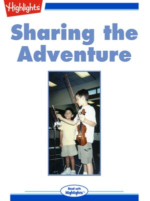 cover image of Sharing the Adventure