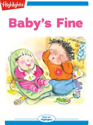 cover image of Baby's Fine