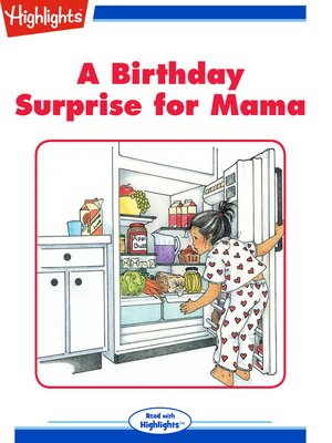 cover image of A Birthday Surprise for Mama