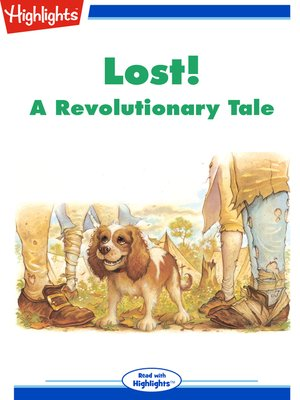 cover image of Lost! A Revolutionary Tale