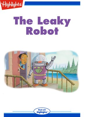 cover image of The Leaky Robot
