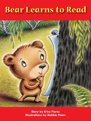 cover image of Bear Learns to Read