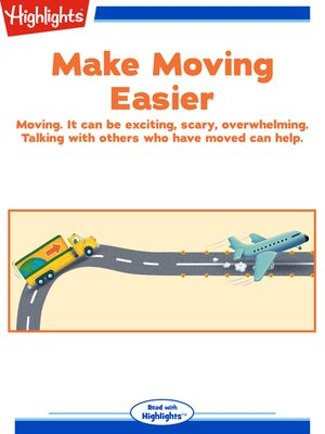 cover image of Make Moving Easier