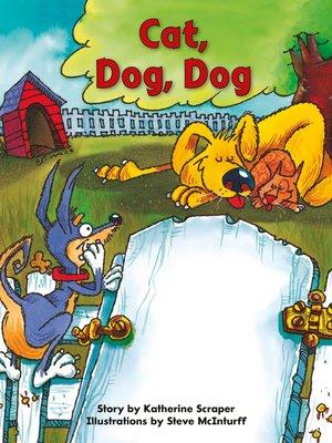 cover image of Cat, Dog, Dog