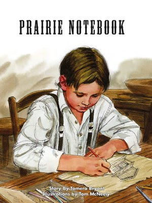 cover image of Prairie Notebook