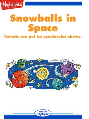 cover image of Snowballs in Space