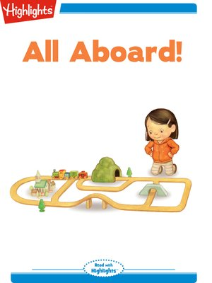 cover image of All Aboard!