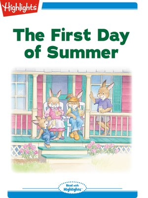cover image of The First Day of Summer