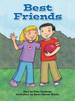 cover image of Best Friends