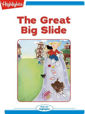 cover image of The Great Big Slide