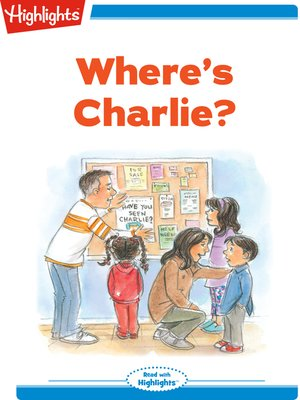 cover image of Where's Charlie?