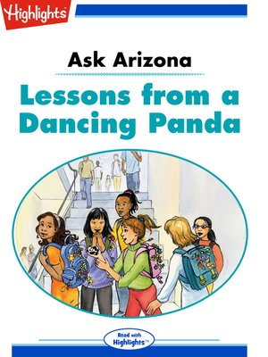 cover image of Ask Arizona: Lessons fromm a Dancing Panda