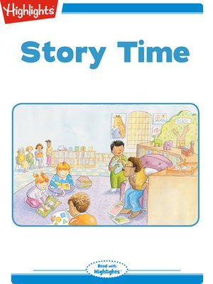 cover image of Story Time