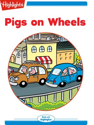 cover image of Pigs on Wheels