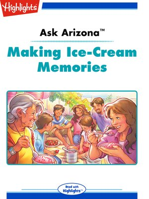 cover image of Making Ice-Cream Memories